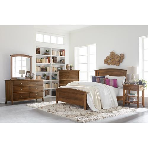 Amish Craftsman - Laurel Bedroom