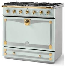 Tapestry Albertine 90 with Polished Brass Accents