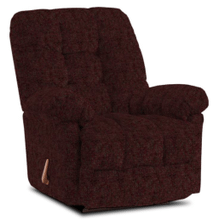 Brosmer Rocker Recliner in Sangria   9mw87-1-20578 (39573)