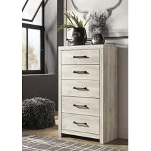 See Details - Cambeck 5 Drawer Chest