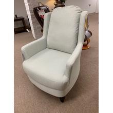 See Details - Sterling Espresso Swivel Chair Model# 3118E