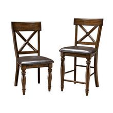Kingston X-Back Side Chair w/Cushion