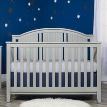 Anaheim 4 in 1 Crib - Grey