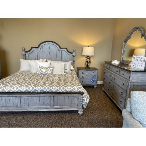 Plymouth King Complete Bedroom Set