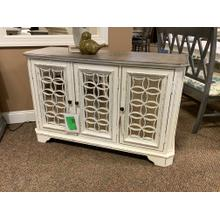 "51"" Magnolia Manor Mirrored Door TV Console"