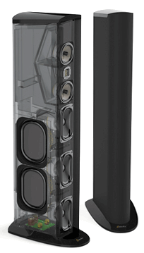 Triton One Tower each