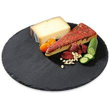 Cilio Slate Serving Board, Round
