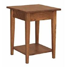 See Details - Shaker Small End Table