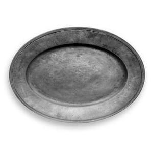 Tarhong - Pewter Oval Platter