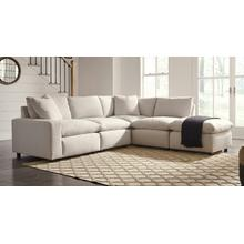 Modular 5 Piece Sectional