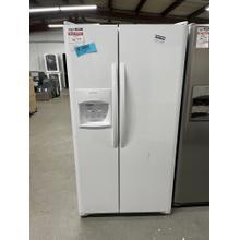 Frigidaire 25.5 Cu. Ft. Side-by-Side Refrigerator *ANKENY LOCATION OPEN BOX ITEM**
