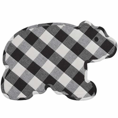 Wicklow Black Bear Placemat