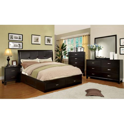 Packages - Enrico III 4Pc Cal King Bed Set