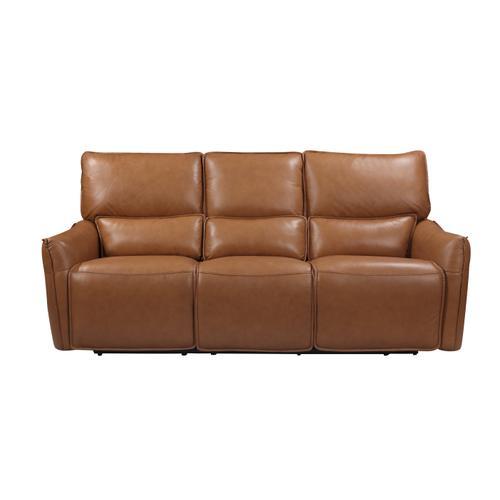 Leather Italia USA - Portland Leather Power Sofa