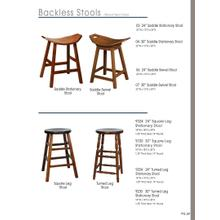 Amish Stools Assorted