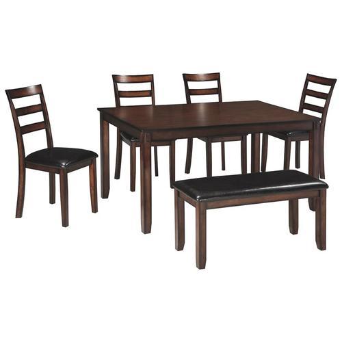 Gallery - D385-325 Ashley 6 Pc. Dining Set