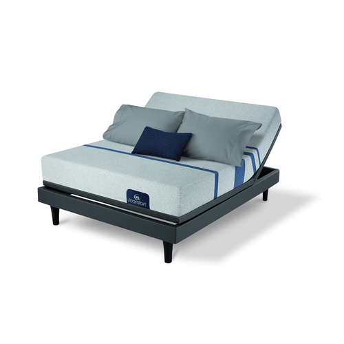 IComfort Blue 100 Queen Set