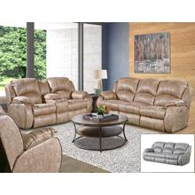 Console Sofa- Power Reclining and Power Headrest