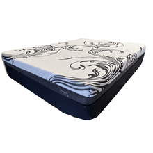 """View Product - Snuggle 6"""" Queen Mattress Set"""