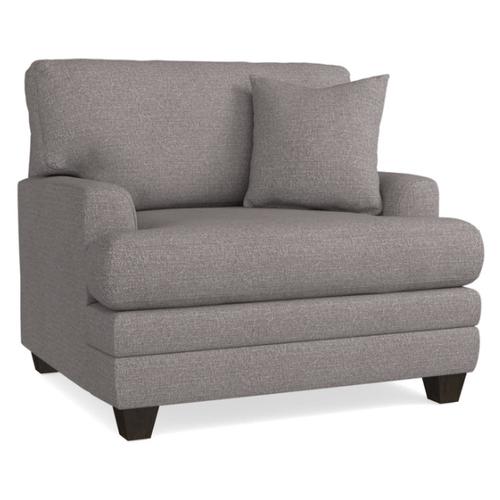 Bassett Furniture - Premium Collection - Carolina Track Arm Chair and a Half