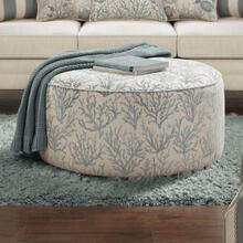 View Product - Blue Lagoon Ottoman