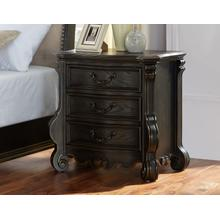 See Details - Rhapsody 3 Drawer Night Stand