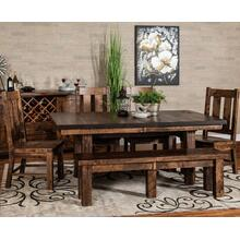 Independence Trestle Dining Room Set