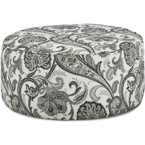 Abby Road Cocktail Ottoman