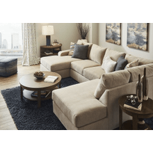3 Piece Sectional - Marco Doe