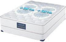 Therapedic Health Sense 5000 Pillow Top - Double Sided Flip-able!