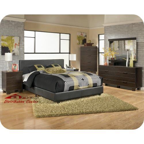 Ashley B234 Edmonton Bedroom set Houston Texas USA Aztec Furniture