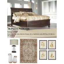 Porter 15 Piece Bedroom Package