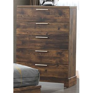 Campbell Chest in Ranchero Finish