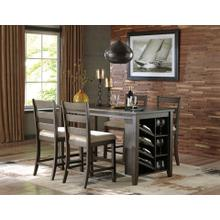 Rokane 5pc. Counter Table and Chairs