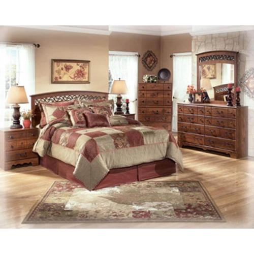 Product Image - Timberline - Warm Brown Collection: 4 Piece Set