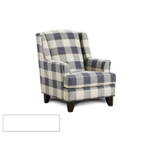 Yucatan Indigo Accent Chair