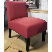 Accent Chair (Red)