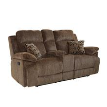 Ryder Dual Recliner Console Loveseat