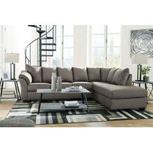 Darcy Cobblestone 2pc. L-Shaped Sectional