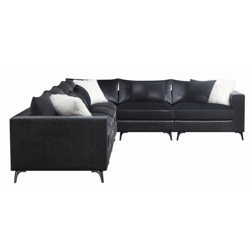 Coaster - Grey 6PC Sectional