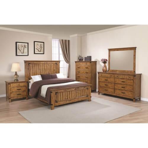 Brenner - Full Bedroom