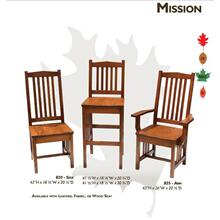 Lincoln Chairs