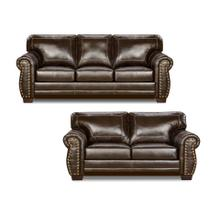 See Details - 2 Piece Sofa and Love Seat