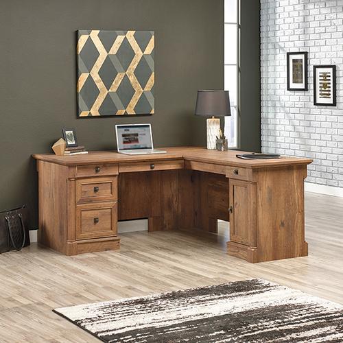 Vine Crest L Desk