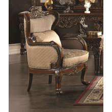 Homey Desing HD296C Living Room Accent Chair Houston Texas