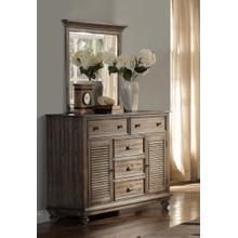 Lakeport Dresser & Mirror