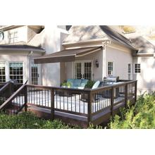 See Details - Retractable Patio Awning