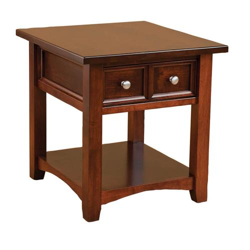 Amish Craftsman - Open Hill Tables