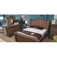 Rustic Hills Bedroom Set in Saddle Grey