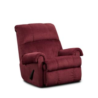 Kelly Recliner - Burgundy